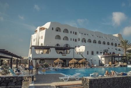 Mursia Hotel in Pantelleria