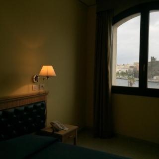 Vista sul centro di Pantelleria
