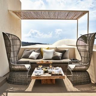 Suite con veranda