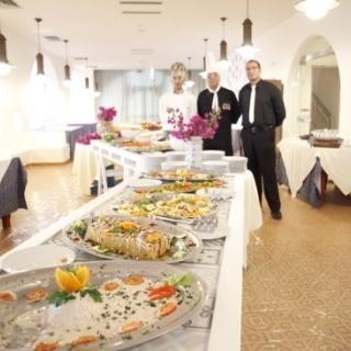 Buffet Ristorante Le Lampare