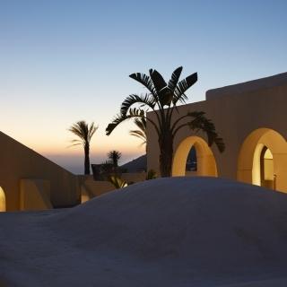 Tramonto al Sikelia Luxury Hotel